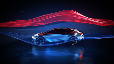 Buick Shangai Auto Show