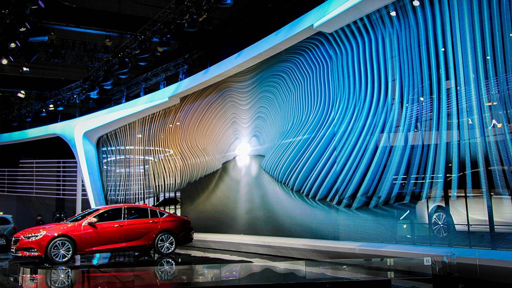Buick Shanghai Auto Show